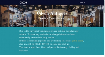 Odeon Antiques