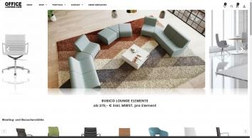 Office-Lounge - Design Büromöbel für Ihr Unternehmen