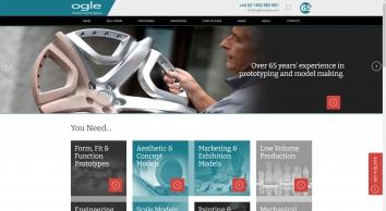 Ogle Models & Prototypes