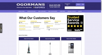 Kitchen Appliances. Discounted Freestanding & Integrated Appliances for Oxfordshire