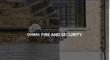 O H M S Security Ltd