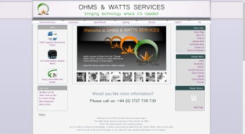 Ohms and Watts Services Limited