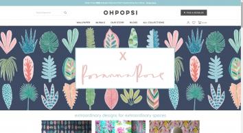 Photo Wallpaper, Wall Murals & Custom Wallpaper | ohpopsi