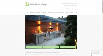 Outdoor Kitchens & Design