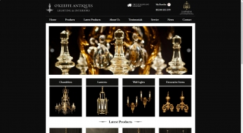 O\'Keeffe Antiques & Interiors