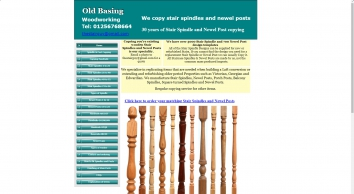Old Basing Woodworking Co