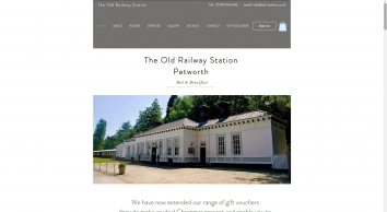 Old Railway Station Hotel - Bed And Breakfast Accommodation in Petworth West Sussex