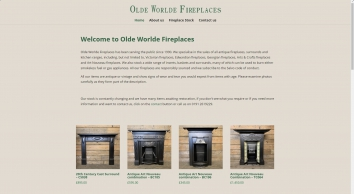 Olde Worlde Fireplaces