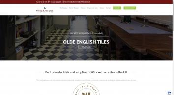 Olde Engish Tiles