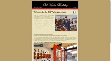Old Violin Workshop