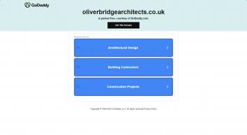 oliver bridge architects