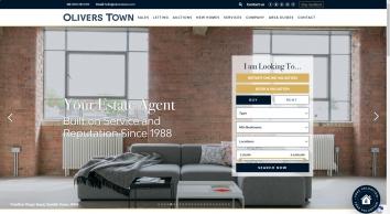 Olivers Town, Kentish Town - Sales