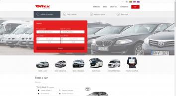 Rent a car Vilnius - Ollex