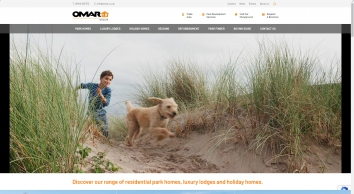 Mobile Homes For Sale UK » Omar Homes