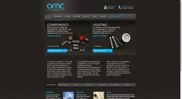 OMC - Fibre Optics, LED Backlighting, Optoelectronic Components, Solid State Lighting