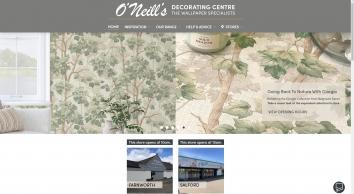 O\'neill\'s Decorating Centres