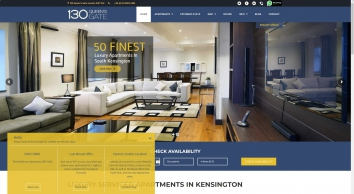 Serviced Apartments In Kensington   130 Queen\'s Gate