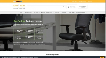 One To One Business Interiors