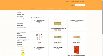 Online Lock and Safe Centre