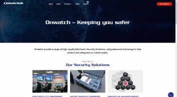 Mobile CCTV Systems | Mobile Surveillance Monitoring Systems, UK