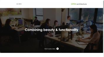 Open Architecture (Kent) Ltd