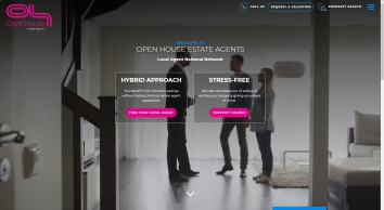 Open House Estate Agents Worcester