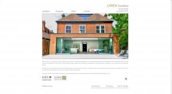OPEN london Architecture