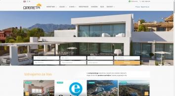 Opereta nekretnine: Agencija za nekretnine u Zagrebu, Dalmaciji i Istri