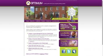 Optimum Lettings & Property Management Ltd, Peterborough