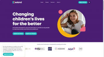 Oracle Care & Education - Homepage