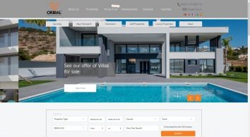 Orbial - Real Estate Agency, Albufeira