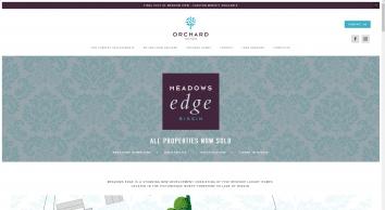 Meadows Edge Development