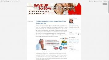 Order Meds From Canadian Pharmacy Online