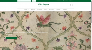 Clive Rogers Oriental Rugs