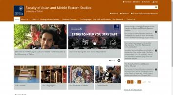 Oxford University Chinese Studies