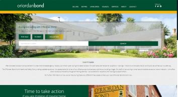 O\'Riordan Bond Estate Agents & Letting Agents