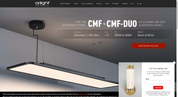 Orlight - British Architectural and LED Lighting Manufacturer
