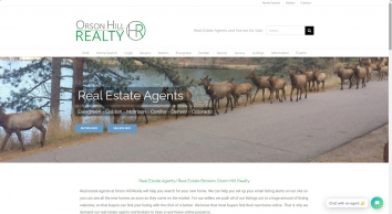 Orson Hill Realty a Luxury Real Estate Company With Luxury Realtors | Realtors for Luxury Homes and Real Estate Agents in Evergreen, Denver, Foothills and All of Colorado
