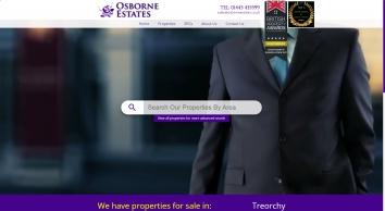 Osborne Estates, Tonypandy