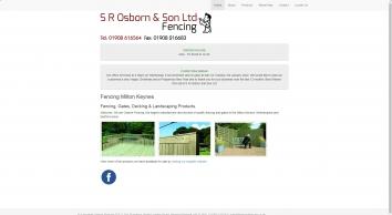Fencing, Milton Keynes | Osborn Fencing