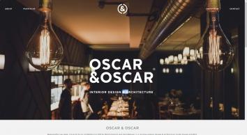 Home |  Oscar & Oscar