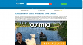 Water Filters & Filtration Systems  - Reverse Osmosis at Osmio Water