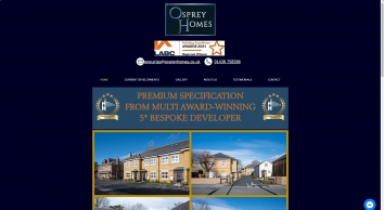 Osprey Homes | Stevenage | Hertfordshire