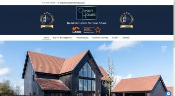 Osprey Homes | Stevenage | Hertfordshire