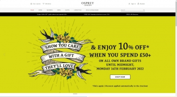 British Luxury Leather Bags, Belts, Purses & Wallets | OSPREY LONDON