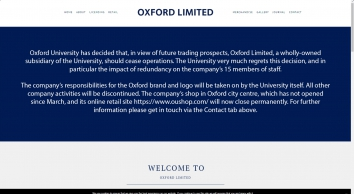 Oxford Ltd
