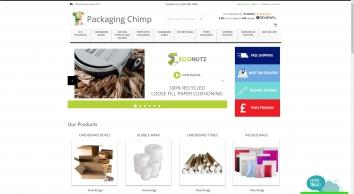 Packaging Chimp   Cardboard   Tubes   Paper   Polythene
