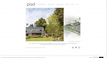 pad : master planning, architecture, urban design