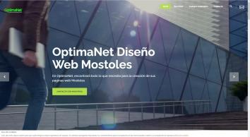 Diseño web Mostoles