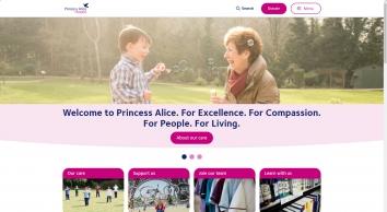 The Princess Alice Hospice